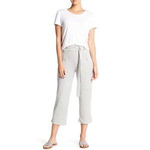 HIATUS | by Nordstrom Tie Front Crop Pants NWT XL